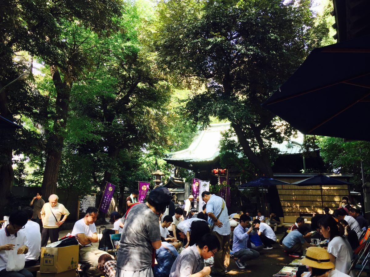 戸越八幡神社へのアクセス